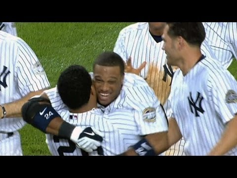 CWS@NYY: Canos homer gives Yankees the walk-off win