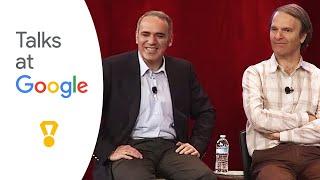 Garry Kasparov   Talks at Google