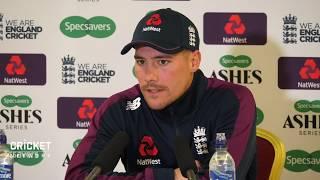Burns backs Roy, England target follow-on mark