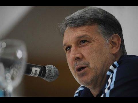 #CopaAmericaEnTyC - Conferencia de prensa de Gerardo Martino