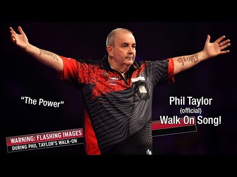 Phil Taylor walk on song (official)