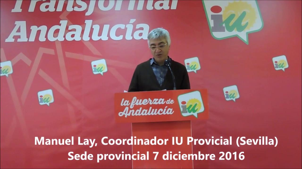 Enmiendas de IULV_CA a los PGJA 2017