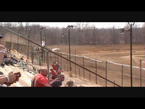 Rick Bates 5-18-13 Butler Motor Speedway Practice