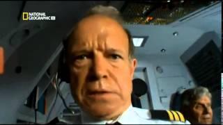 Mayday catastrofes aereas  Punto de inflexion