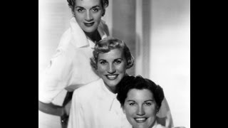 The Andrews Sisters: The Mambo Man
