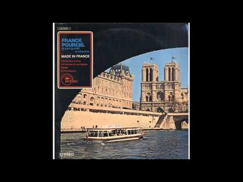 Franck Pourcel Et Son Grand Orchestre – Made In France - 1971 -full vinyl album