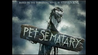Pet Sematary 2019 ‧ Thriller/Horror - Upcoming - Review