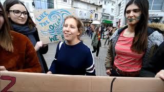 Angoulême (16) : Grève pour le climat des collégiens et des lycéens