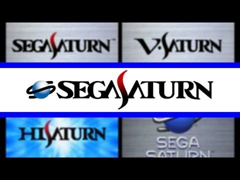 セガサターンの起動画面比較(SEGA SATURN,V-Saturn,Hi-Saturn,米国,欧州,韓国)