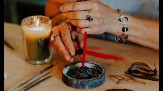 April Ottey Jewelry - Casting