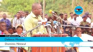 Don't dare anti-galamsey soldiers – Nitiwul warns