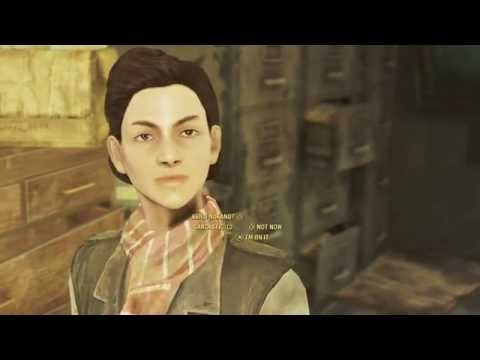 Fallout 4 Far Harbor - Far From Home: Ellie Perkins (Fisherman Missing Persons Case) Dialogue Tree Mp3