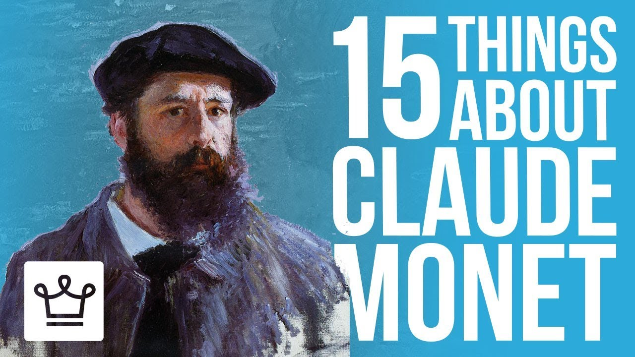 15 Things You Didnt Know About Claude Monet