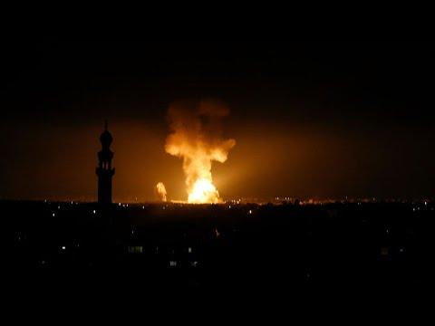 Israel's Benny Gantz Faces Dutch War Crimes Case