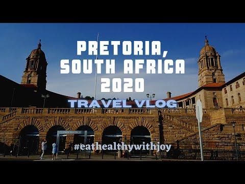 Pretoria South Africa 2020 🇿🇦 Travel Vlog