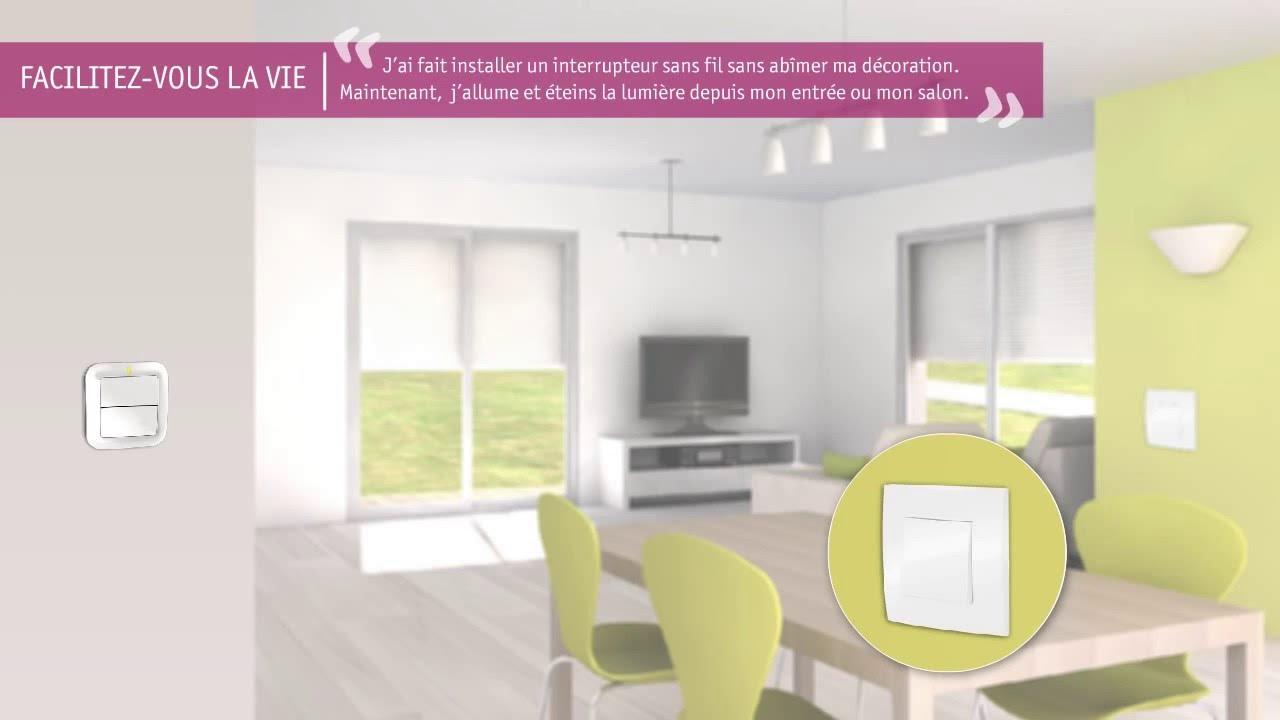 domotique la maison intelligente delta dore par e novelec youtube. Black Bedroom Furniture Sets. Home Design Ideas