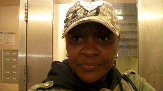 RANT NYCHA APARTMENT (RED TAPE!!! SAY'S CAUTION DANGER ASBESTOS ABATEMENT!) WHY ARE WE HERE!!?? 2015