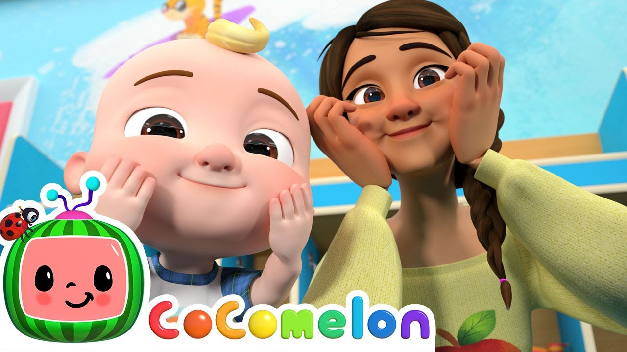 If You're Happy and You Know It Song | CoComelon Nursery Rhymes & Kids Songs