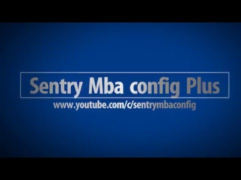 how to crack with sentry mba snapshots