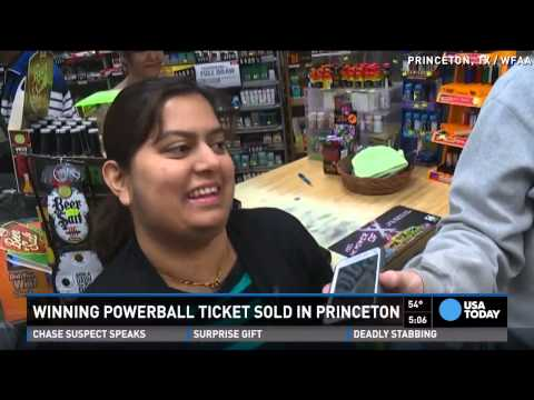 $188 million Texas Powerball winner still a mystery