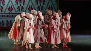 Образцовый хореографический ансамбль «Машенька»
