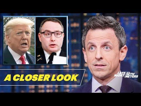 Trump Retaliates Against