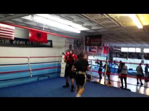 Johns boxing gym - YouTube
