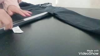 Gömlek nasıl daraltılır? #Dikiş#terzi #tamirat #👍