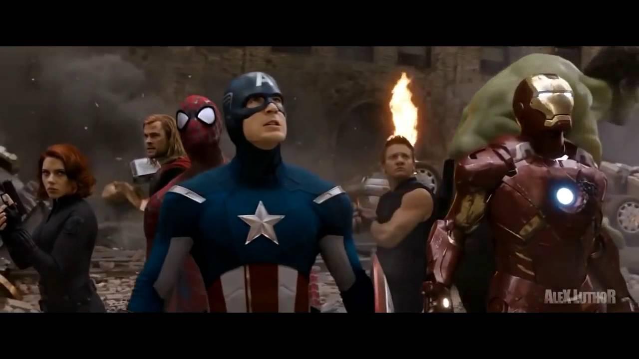 2e9e117a082 Marvel Os Vingadores 3 Guerra infinita parte 1 e 2 trailer complento ...