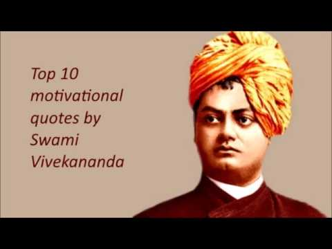 top 10 motivational quotes by swami vivekananda youtube