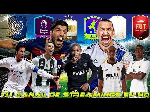 FIFA 19 | JUGANDO VS SUBS | BUSCANDO EL MEJOR JUGANDO A FUT | QUIEN ME GANARA? | EN DIRECTO | LIVE thumbnail