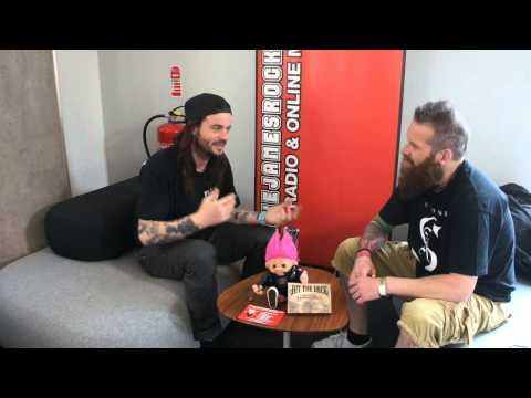 Cancer Bats Interview Hit The Deck 2015