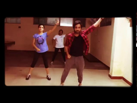 Can't stop the feelings Zumba by Shariq