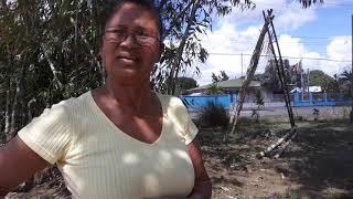 Bu Tukiyem penganut ajaran kejawen Budi Dharmo neng Suriname