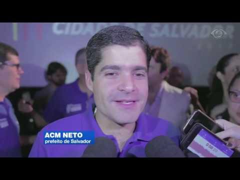 """Band Cidade - """"Primeira maratona cidade de Salvador"""""""