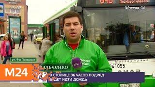 Чего ждать от погоды москвичам - Москва 24