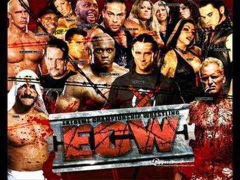 Original/Old ECW Theme Song
