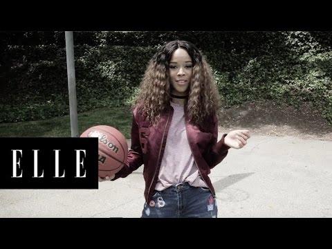 Serayah Channels Beyonce's Lemonade | ELLE