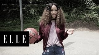 Serayah Channels Beyonce