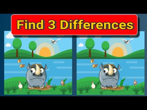 Find Differences, Matchstick