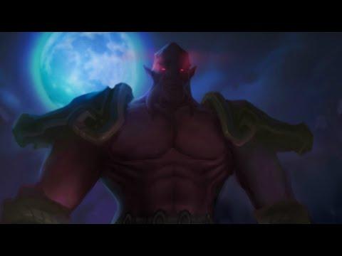 История Warcraft: Джараксус. Лорд-эредар Пылающего Легиона