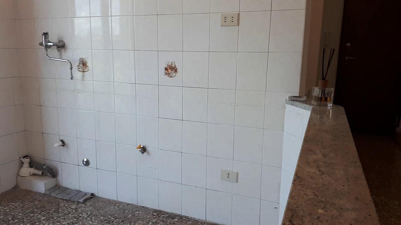 Piano Per Mobile Bagno centocelle - metro mirti - appartamento 68 mq - rif. a2300 (cucina e bagno)