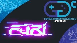 Speedrun @ GGC | Furi par Angelym