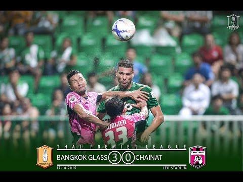 BGTV : BG GOAL TPL 2015 BGFC VS CHAINAT FC (HIGHLIGHT)