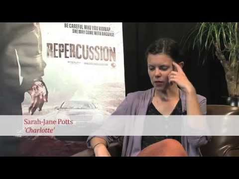 Repercussion - Sarah-Jane Potts Full Interview