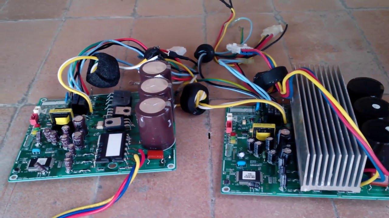Reparar aire acondicionado inverter instalacion for Arreglar aire acondicionado