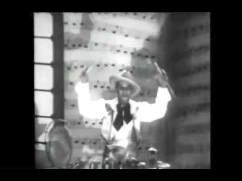 St Louis blues. Wilbur de Paris is featured in the Noble Sissle Orchestra 1933