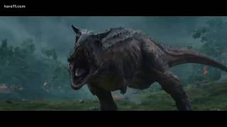 Alicia gives her review of Jurassic World: Fallen Kingdom