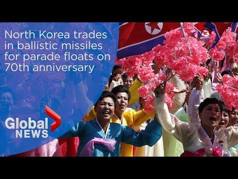 North Korea trades