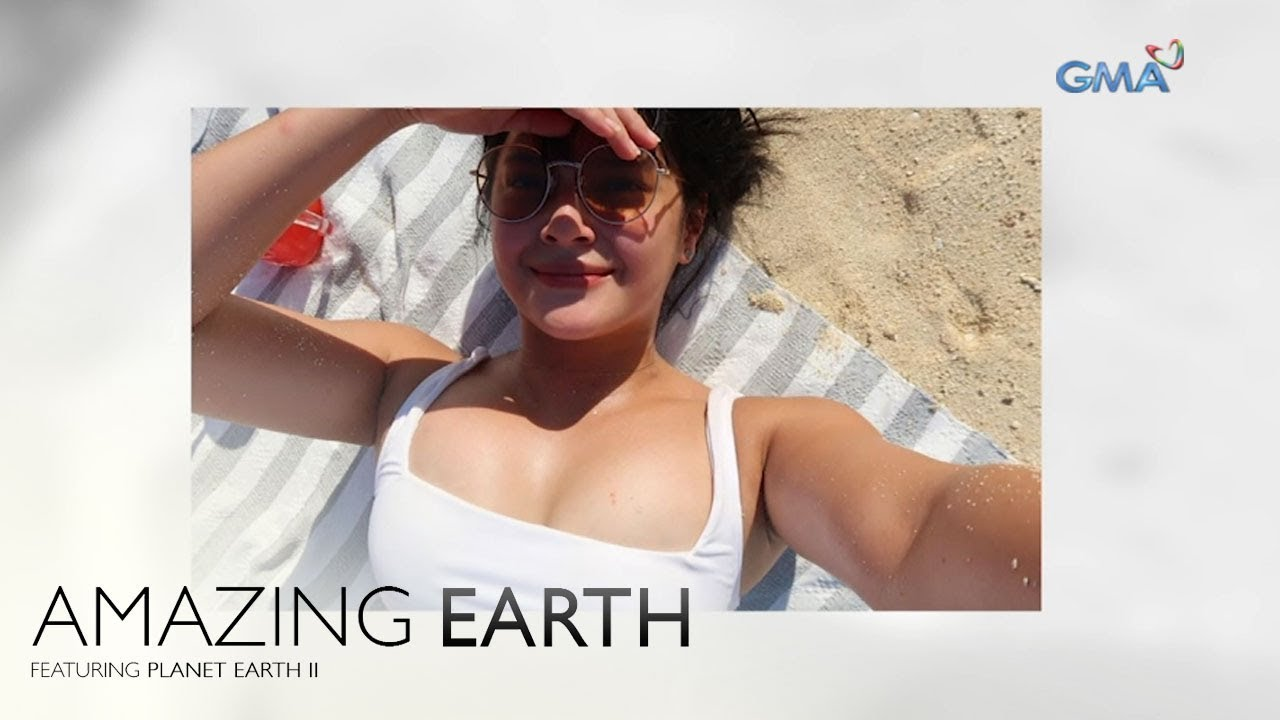 Amazing Earth: Bianca Umali's love for freediving